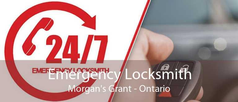 Emergency Locksmith Morgan's Grant - Ontario