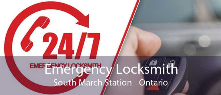 Emergency Locksmith South March Station - Ontario