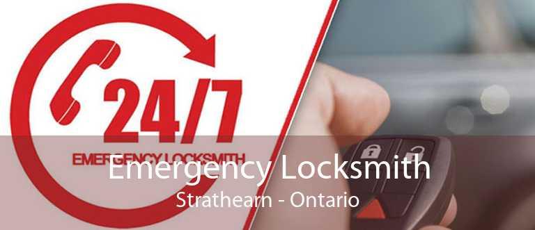 Emergency Locksmith Strathearn - Ontario
