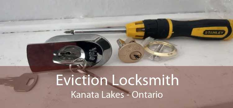 Eviction Locksmith Kanata Lakes - Ontario