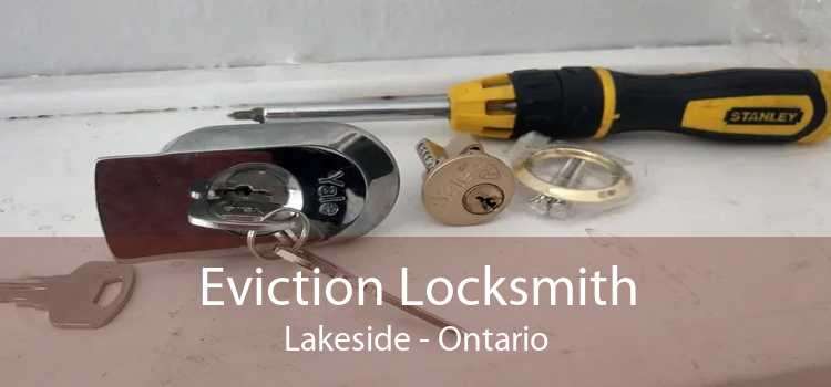 Eviction Locksmith Lakeside - Ontario