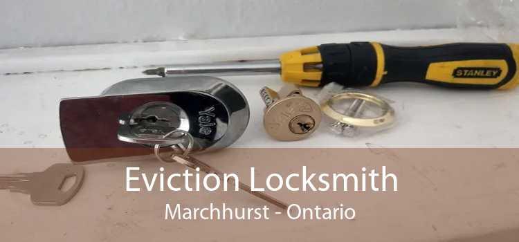 Eviction Locksmith Marchhurst - Ontario