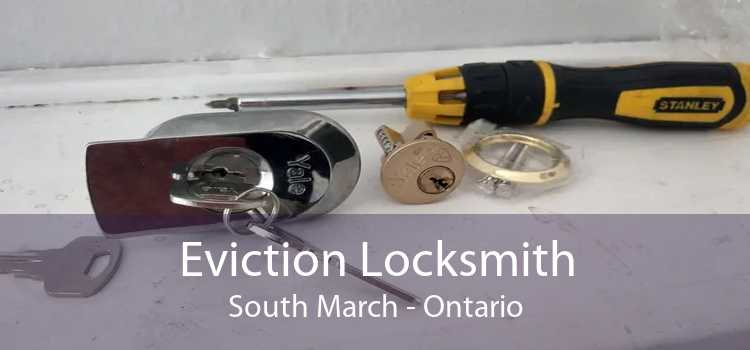 Eviction Locksmith South March - Ontario