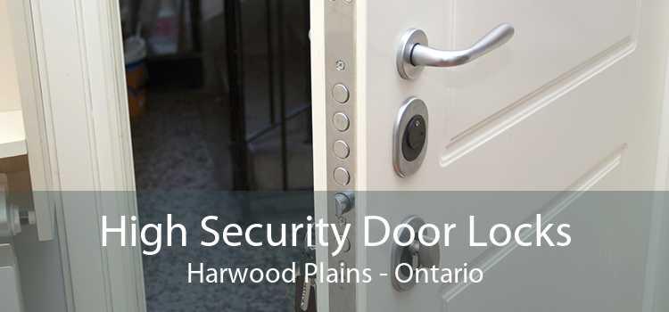 High Security Door Locks Harwood Plains - Ontario