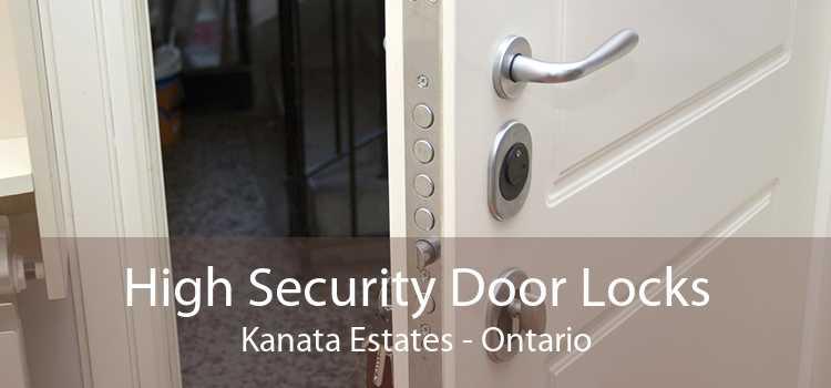 High Security Door Locks Kanata Estates - Ontario