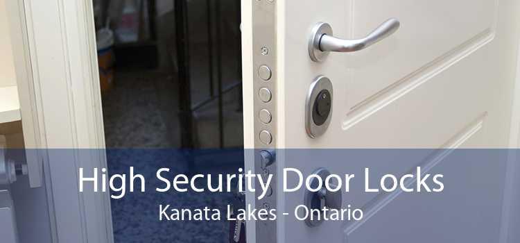 High Security Door Locks Kanata Lakes - Ontario