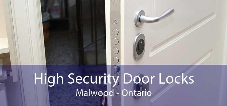 High Security Door Locks Malwood - Ontario