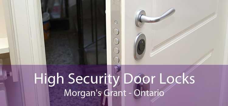 High Security Door Locks Morgan's Grant - Ontario