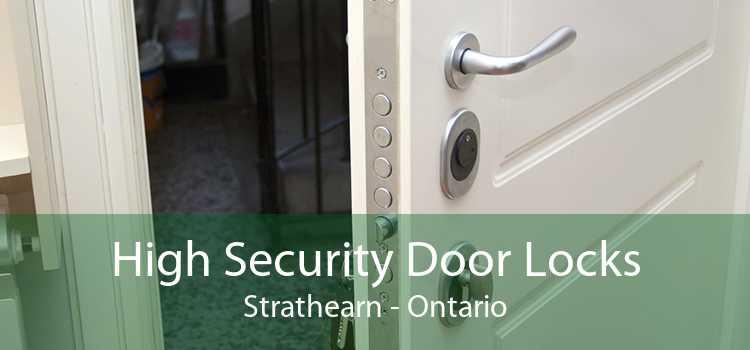 High Security Door Locks Strathearn - Ontario