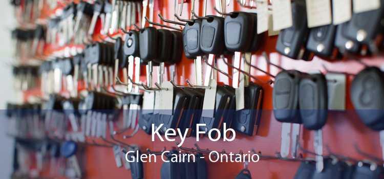 Key Fob Glen Cairn - Ontario
