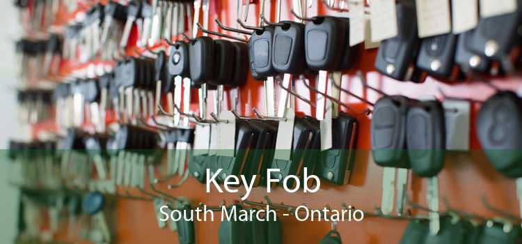 Key Fob South March - Ontario