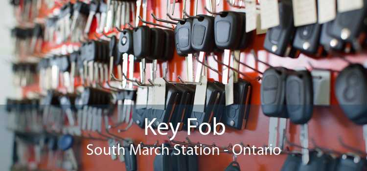 Key Fob South March Station - Ontario