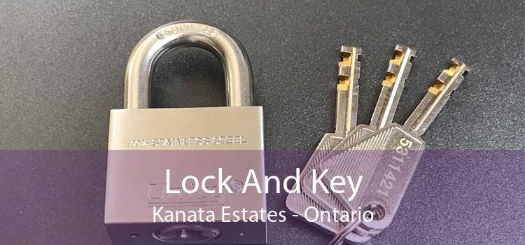 Lock And Key Kanata Estates - Ontario