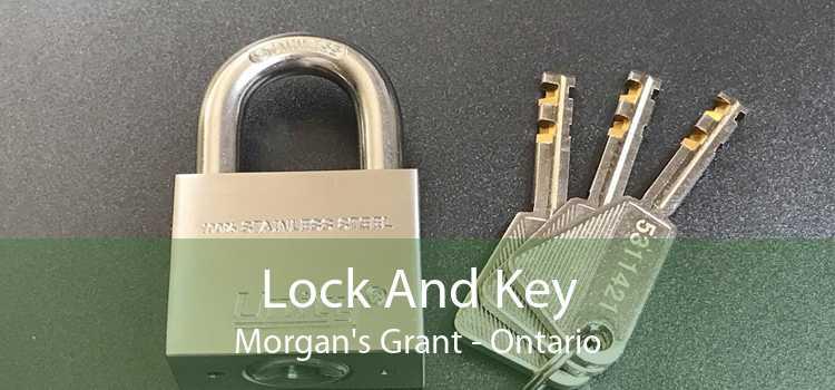 Lock And Key Morgan's Grant - Ontario