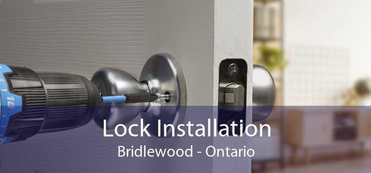 Lock Installation Bridlewood - Ontario