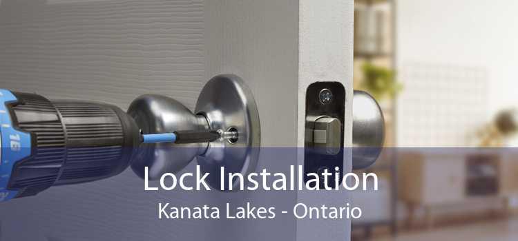 Lock Installation Kanata Lakes - Ontario