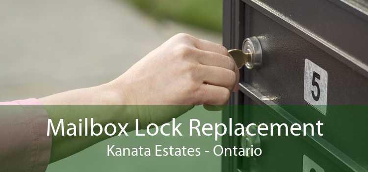 Mailbox Lock Replacement Kanata Estates - Ontario