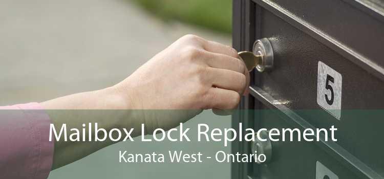 Mailbox Lock Replacement Kanata West - Ontario