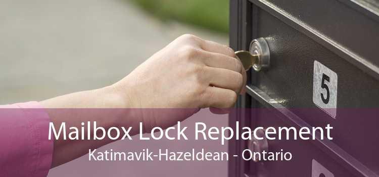 Mailbox Lock Replacement Katimavik-Hazeldean - Ontario