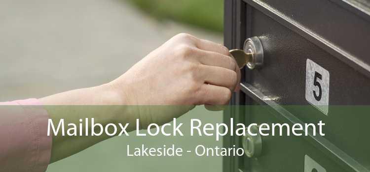 Mailbox Lock Replacement Lakeside - Ontario