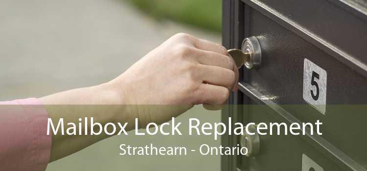 Mailbox Lock Replacement Strathearn - Ontario
