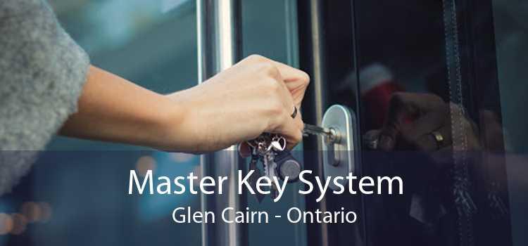 Master Key System Glen Cairn - Ontario