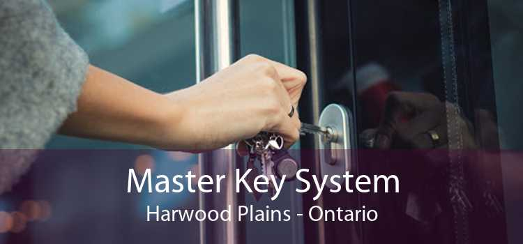 Master Key System Harwood Plains - Ontario