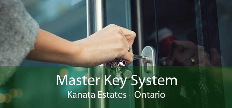 Master Key System Kanata Estates - Ontario