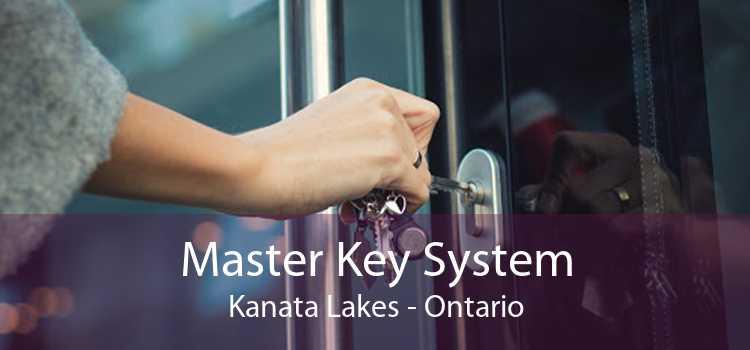 Master Key System Kanata Lakes - Ontario
