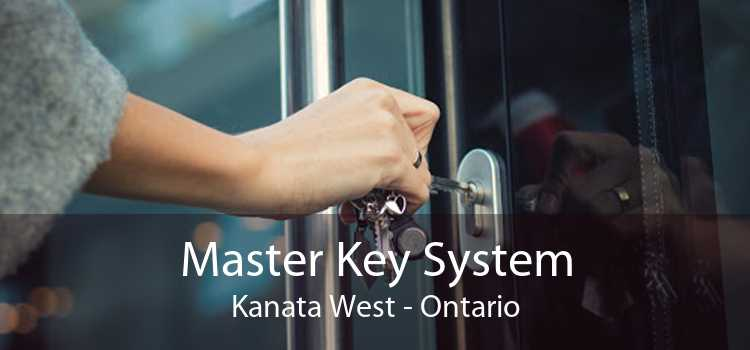 Master Key System Kanata West - Ontario