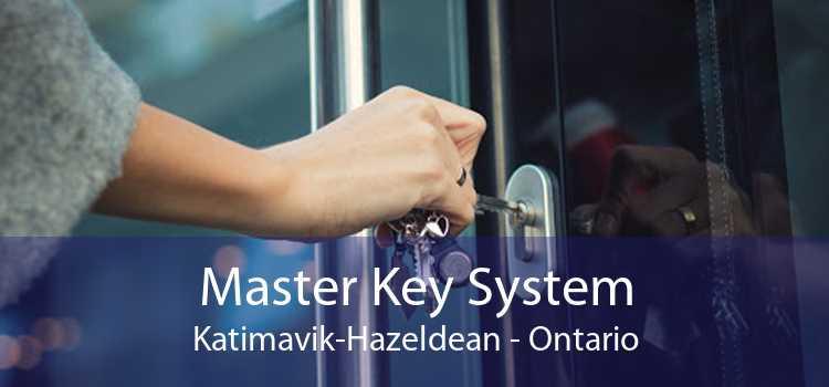 Master Key System Katimavik-Hazeldean - Ontario