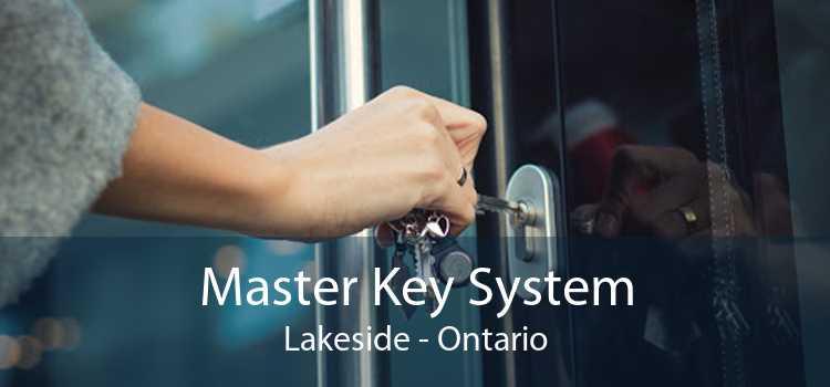Master Key System Lakeside - Ontario