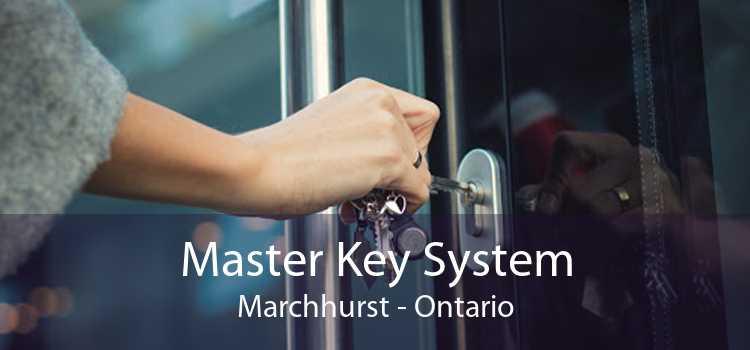 Master Key System Marchhurst - Ontario