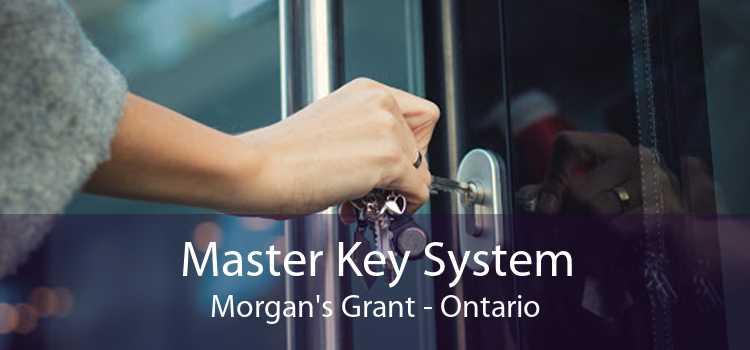 Master Key System Morgan's Grant - Ontario