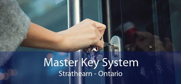 Master Key System Strathearn - Ontario