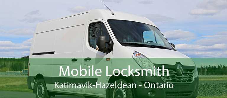 Mobile Locksmith Katimavik-Hazeldean - Ontario