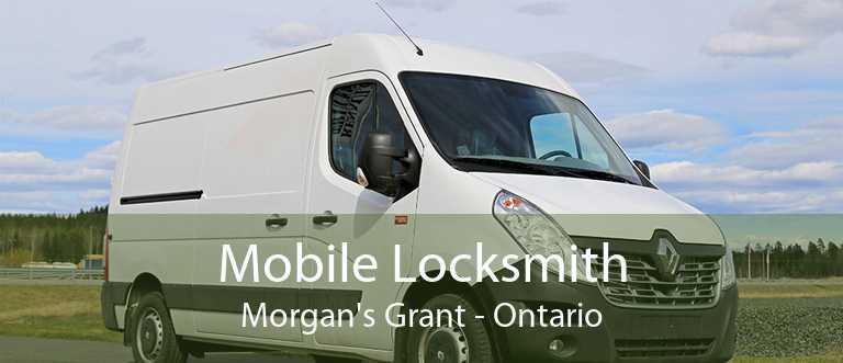 Mobile Locksmith Morgan's Grant - Ontario