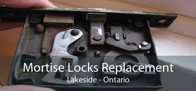 Mortise Locks Replacement Lakeside - Ontario