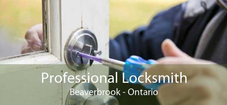 Professional Locksmith Beaverbrook - Ontario