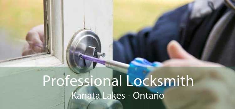 Professional Locksmith Kanata Lakes - Ontario
