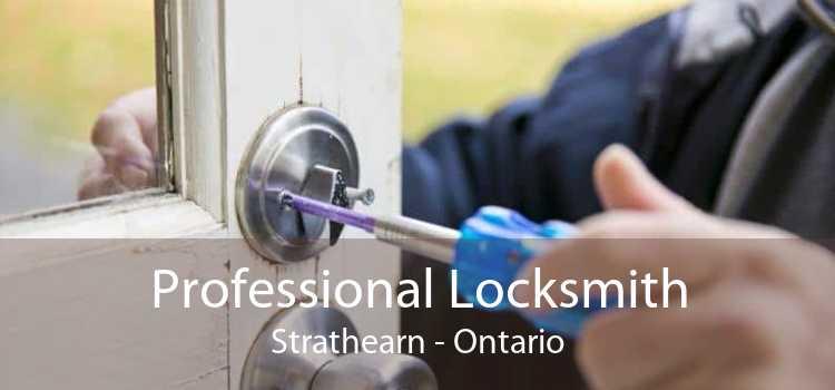 Professional Locksmith Strathearn - Ontario