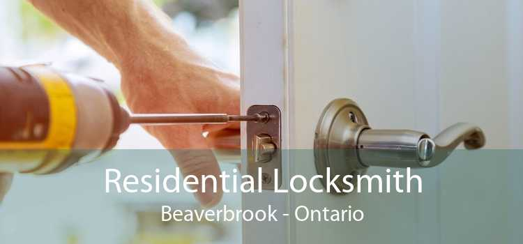 Residential Locksmith Beaverbrook - Ontario