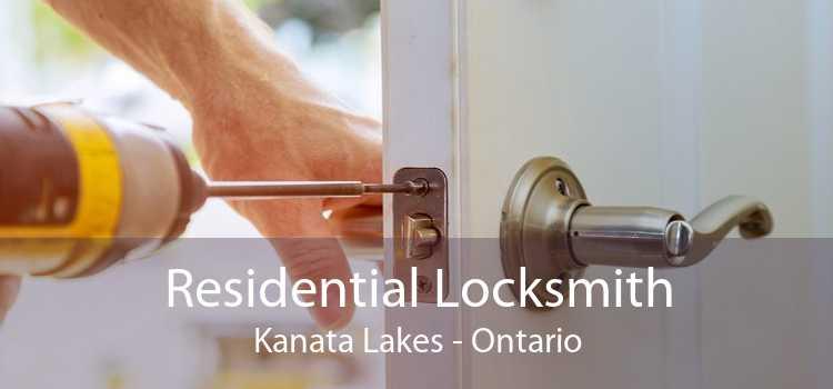 Residential Locksmith Kanata Lakes - Ontario