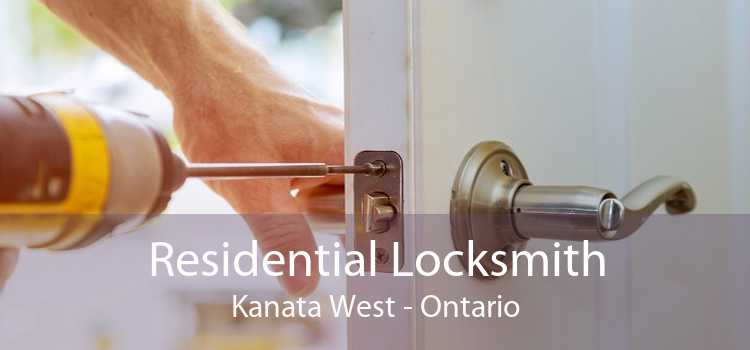 Residential Locksmith Kanata West - Ontario