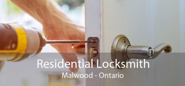Residential Locksmith Malwood - Ontario