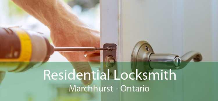 Residential Locksmith Marchhurst - Ontario