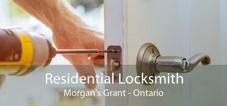 Residential Locksmith Morgan's Grant - Ontario