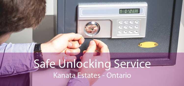 Safe Unlocking Service Kanata Estates - Ontario
