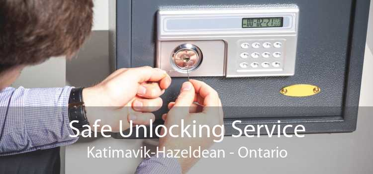 Safe Unlocking Service Katimavik-Hazeldean - Ontario