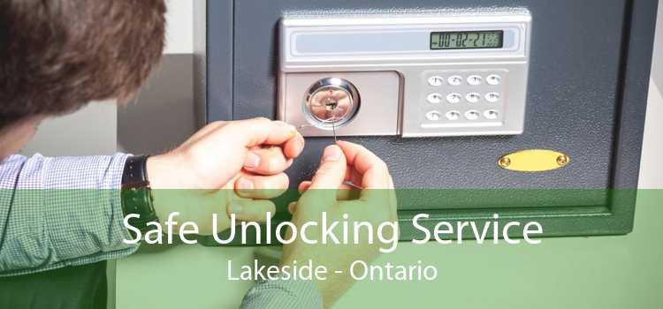 Safe Unlocking Service Lakeside - Ontario